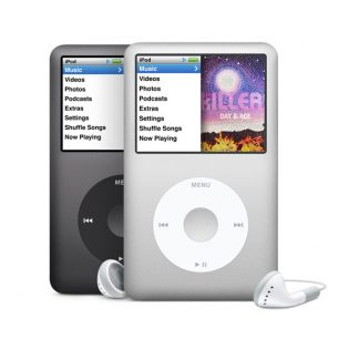 Apple iPod Classic 6th 7th Gen